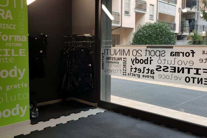 Palestra TechFitness Rivoli Torino