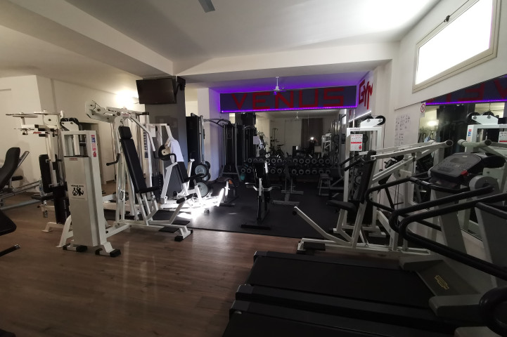 Palestra Venus Gym Siracusa