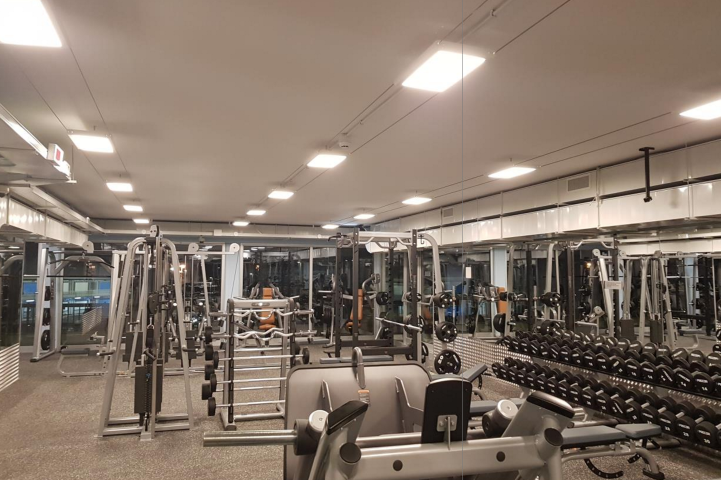 Palestra Anytime Fitness Boccea  Roma