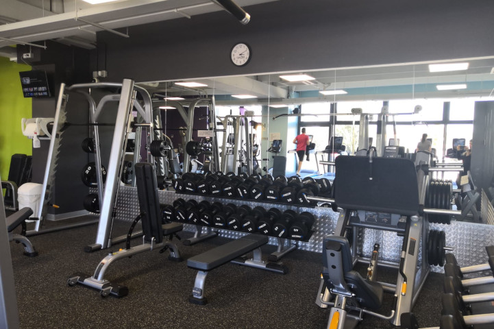 Palestra Anytime Fitness Cologno Monzese Milano