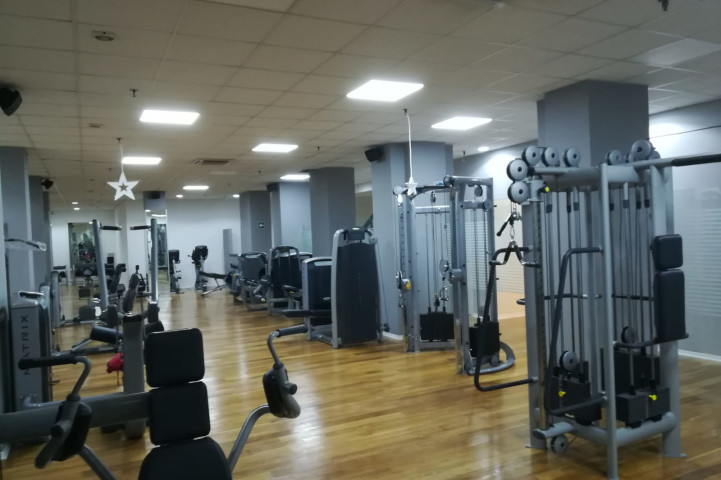 Palestra All Fit Caserta Caserta