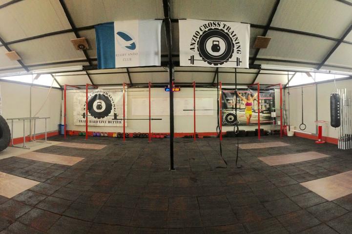 Palestra CrossFit Antium Anzio