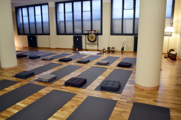 Palestra Rama Yoga Milano