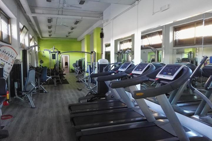 Palestra Arena Fitness  Napoli
