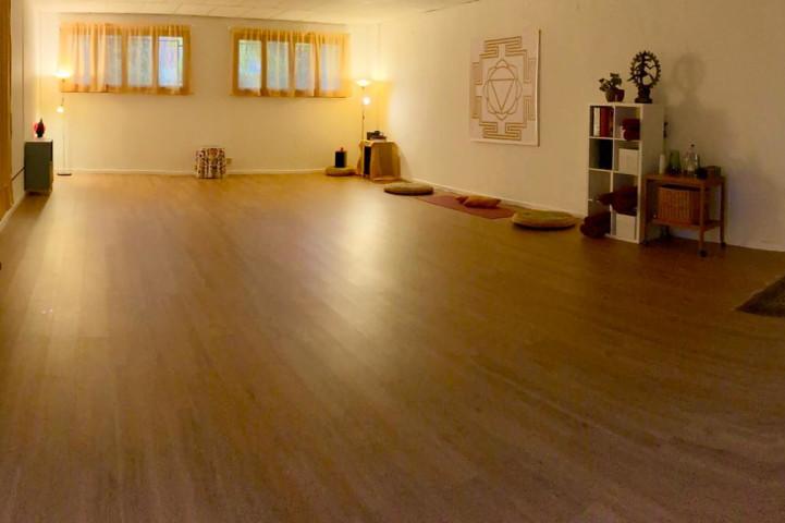 Palestra Shanti Sundari Yoga Brescia