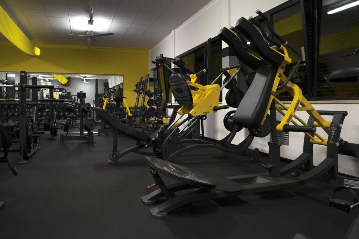 Palestra Atlas Gym Mantova