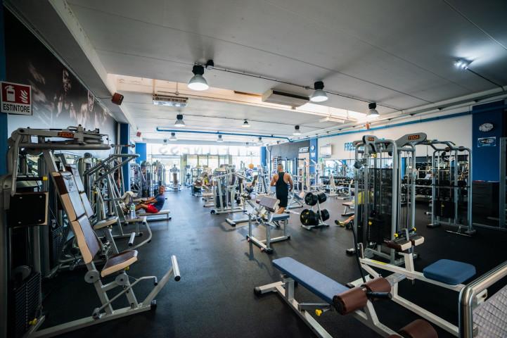 Palestra T Fitness Club Cagliari
