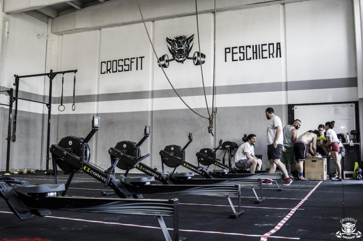 Palestra CrossFit Peschiera Borromeo Milano