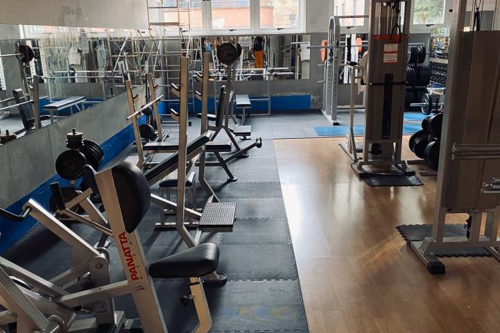 Palestra Forum Fitness Club Parma