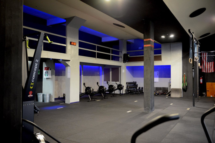 Palestra CrossFit 4 Leoni - Xtrainer Salerno