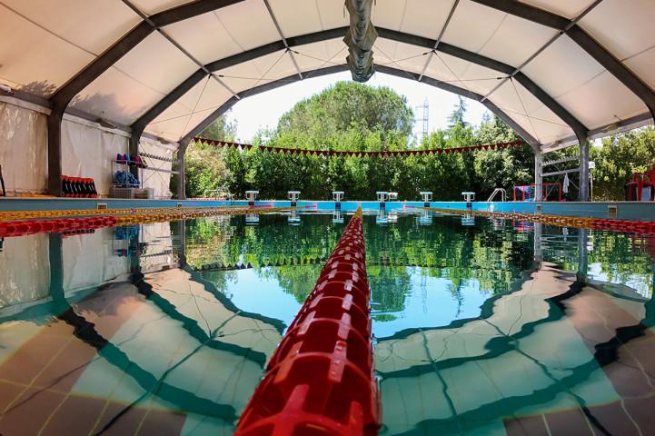 Palestra Nuoto Belle Arti 2.0 Roma