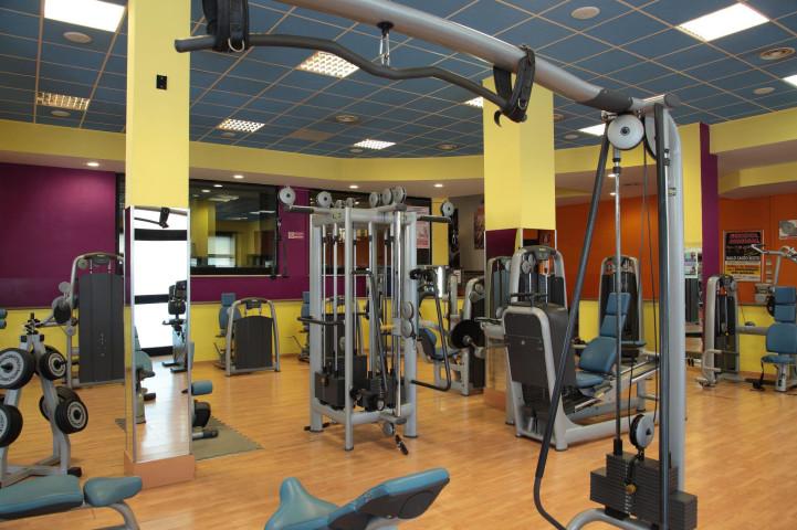 Palestra Blue Gym Roma