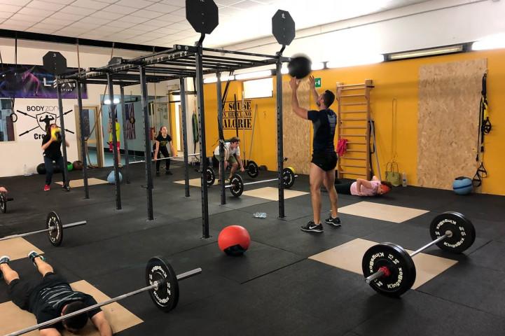 Palestra Body Zone CrossFit Perugia