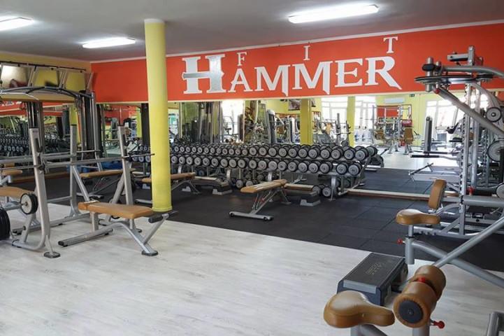Palestra Hammer Fit Cagliari