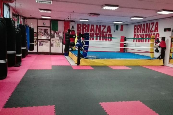 Palestra Brianza Fighting Monza-brianza