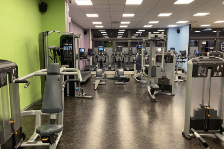 Palestra Anytime Fitness Centrale Milano