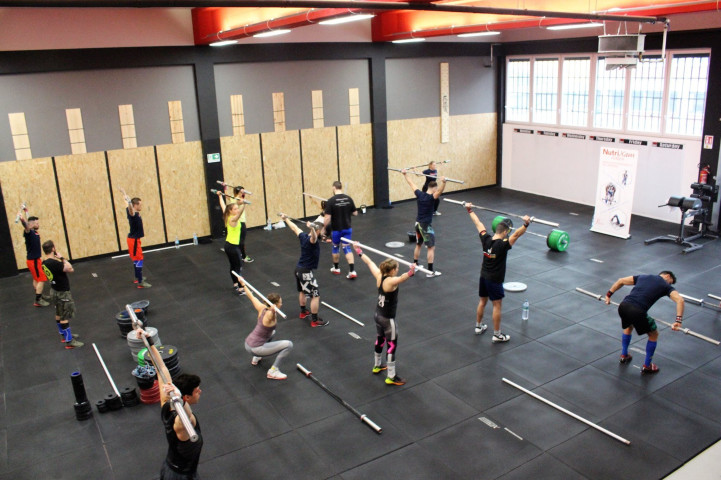 Palestra CrossFit BAD BOX Torino