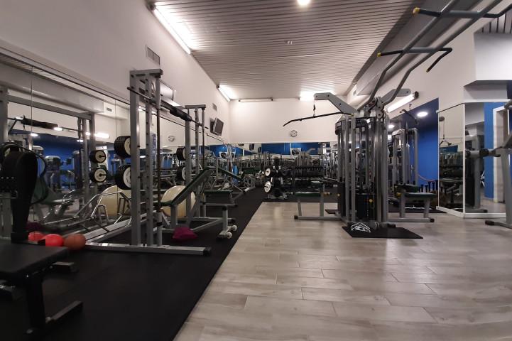 Palestra Alpha Tauri Academy Roma