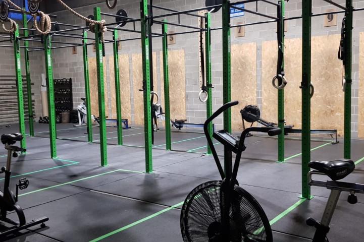 Palestra Dynamic Training Lab Milano