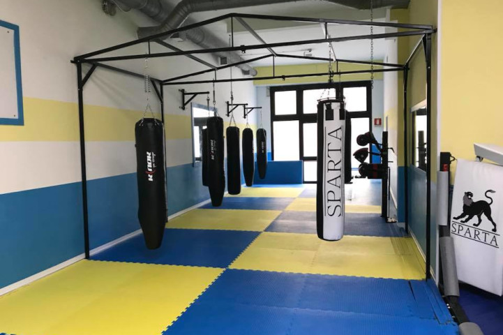 Palestra Combat-Lab Firenze