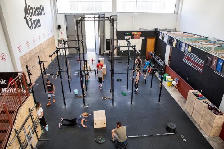 Palestra CrossFit Fano Pesaro-urbino