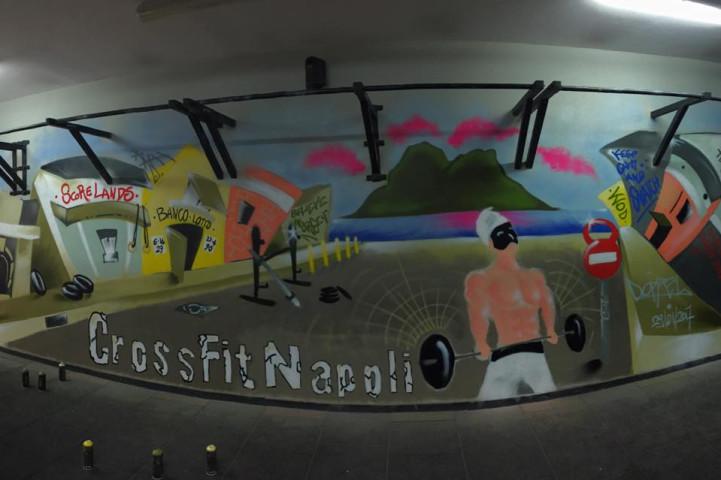 Palestra CrossFit Napoli Napoli