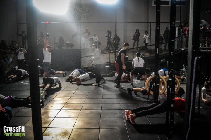 Palestra Crossfit Parthenope Napoli