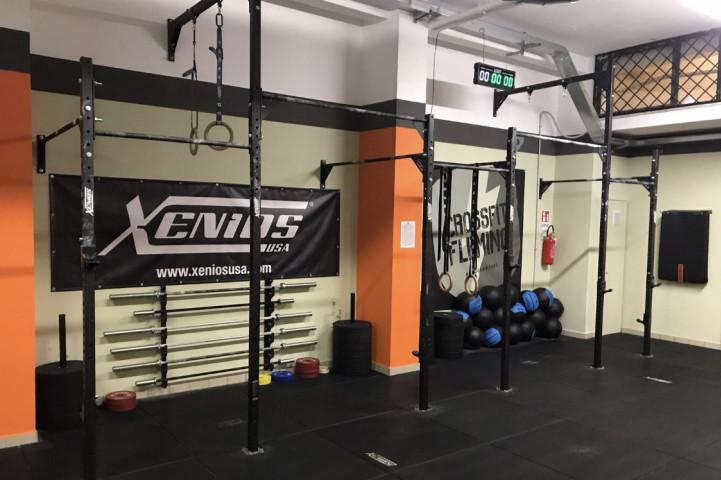 Palestra CrossFit Fleming Roma