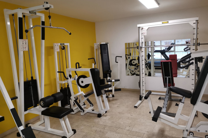 Palestra Platinum Muscle Palermo