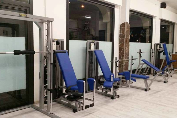 Palestra Deseo Gym Siracusa