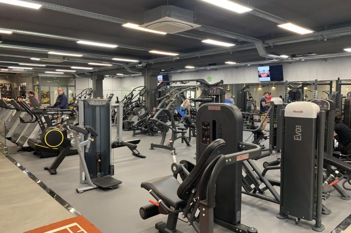Palestra ESSE Fitness Roma