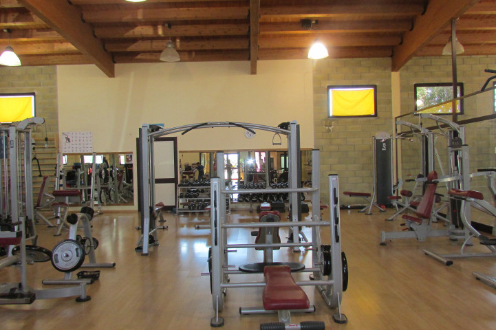 Palestra Dynami Center Cagliari