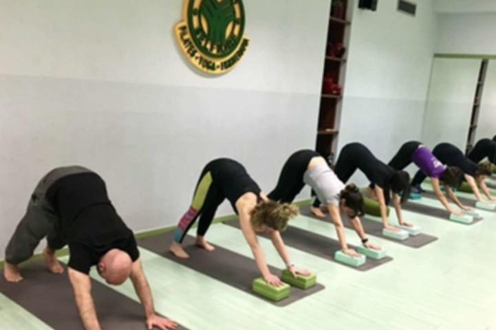 Palestra Centro Belfiore Yoga Milano