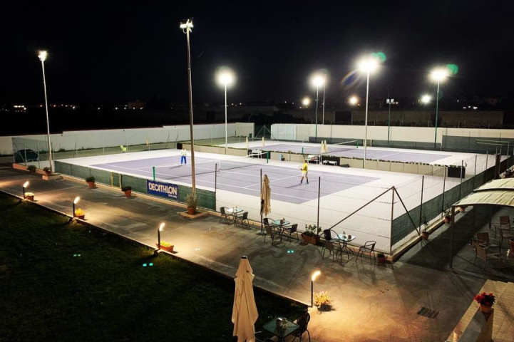 Palestra Tennis Padel Accademy Napoli