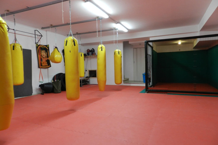 Palestra Fit Fight Club Udine