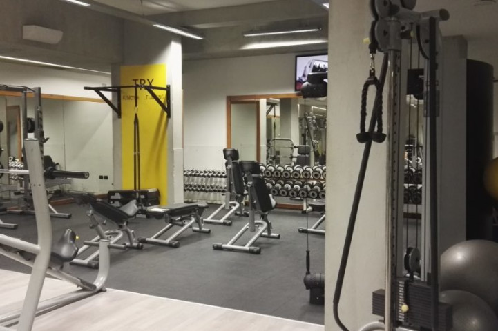 Palestra First Fitness Club  Catania