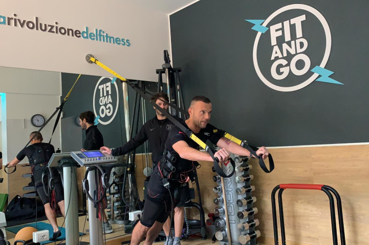 Palestra Fit and Go Bologna - Marconi Bologna