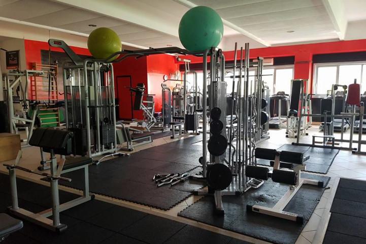 Palestra Fitness Club Salerno