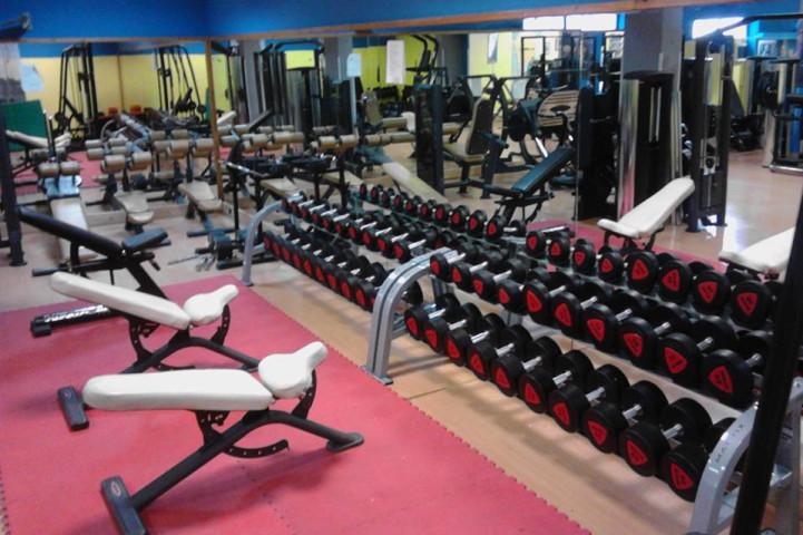 Palestra Fitnessland  Roma