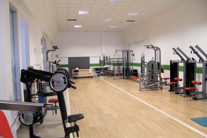 Palestra New Fitness Modena