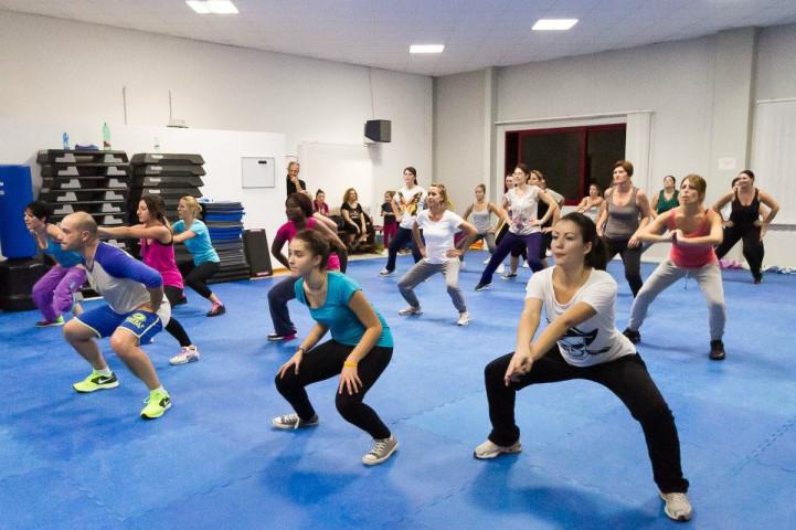 Palestra Centro Fitness Montello Latina