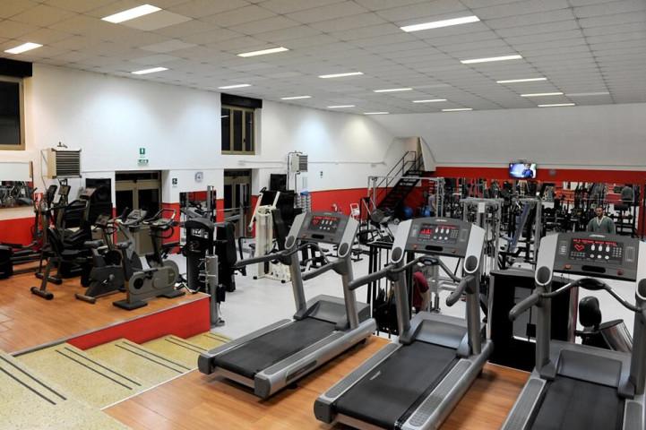 Palestra Fly Gym  Torino