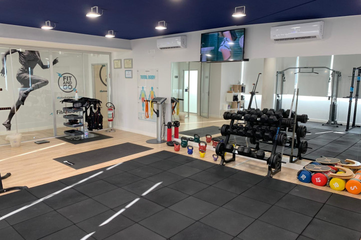 Palestra Fit and Go Caserta Caserta