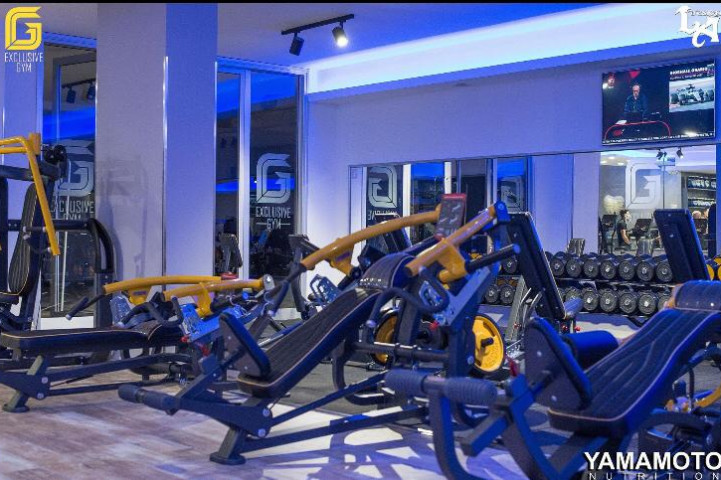 Palestra G Exclusive Gym Napoli