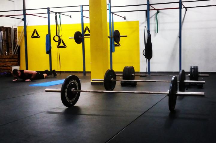 Palestra Garage Fitness Club Iglesias Cagliari