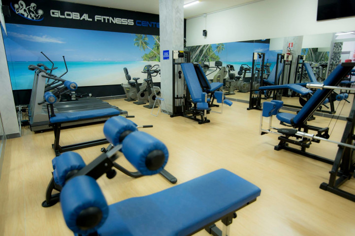 Palestra Global Fitness Center Caserta