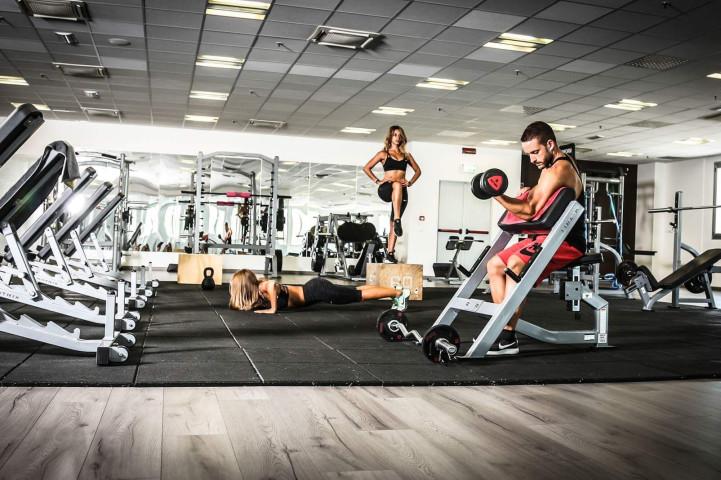 Palestra Go Fitness Hub Milano