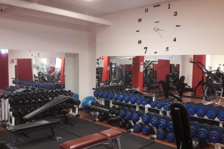 Palestra Eagle Fitness Roma