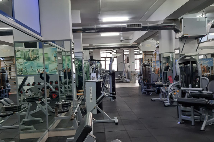 Palestra Sidea Fitness Center Napoli