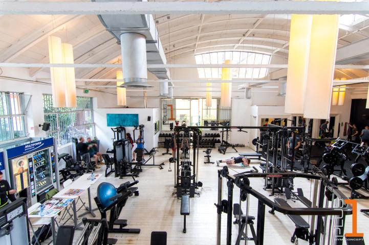 Palestra Plus 1 Gym Concept Milano